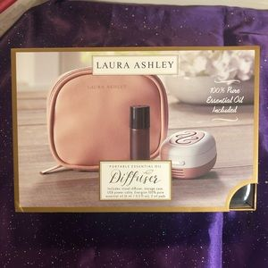 Laura Ashley Portable Essential Oil Diffuser